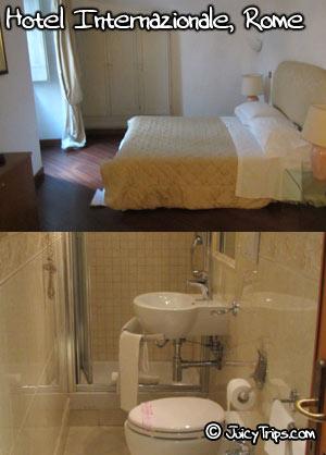 Hotel Internazionale Rome