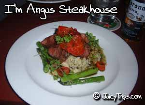 I'm Angus Steakhouse