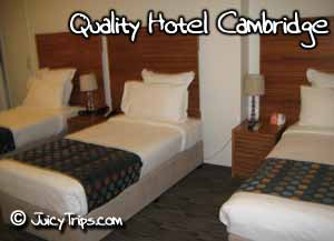 Quality Hotel Cambridge